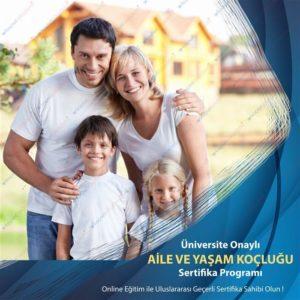 aile ve yaşam koçluğu eğitimi sertifikası