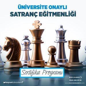 Satranç Eğitimi Sertifika
