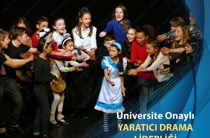 yaratıcı drama eğitimi sertifikası