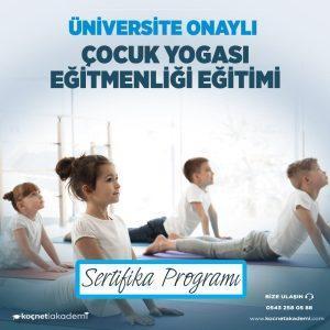 çocuk yogası uzmanlık eğitimi