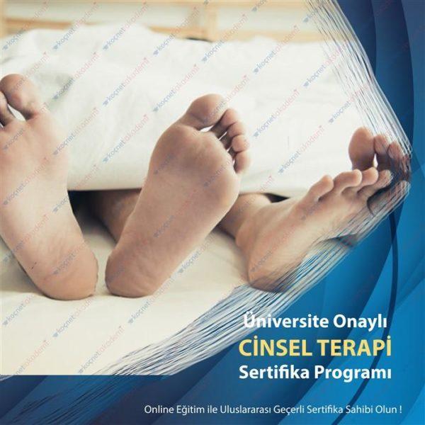 Cİnsel Terapi Eğitimi Sertifikası