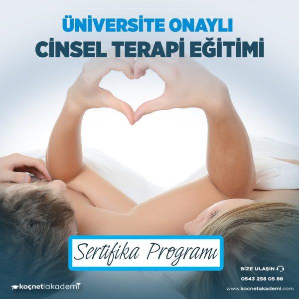 Cinsel Terapi Eğitimi Sertifikası
