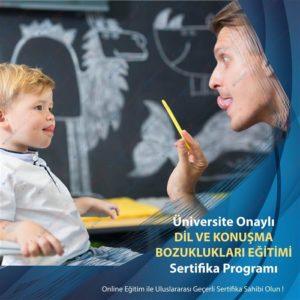 Dil Ve Konuşma Kapsamlı Eğitimi