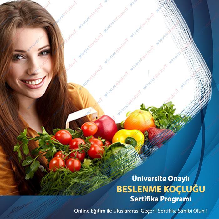 Beslenme Koçluğu Eğitimi Sertifikası