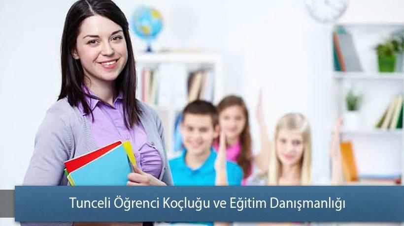 Tunceli Öğrenci Koçluğu ve Eğitim Danışmanlığı