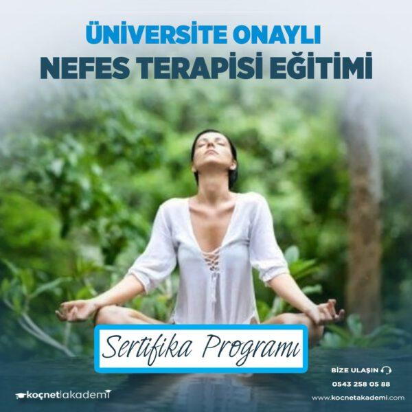 Nefes Terapisi Eğitimi sertifikası