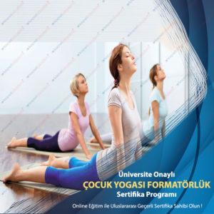 Çocuk Yogası Formatörlük