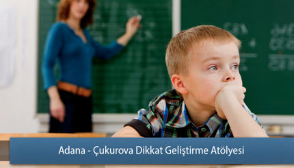Adana - Çukurova Dikkat Geliştirme Atölyesi