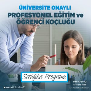 Profesyonel Eğitim ve Öğrenci Koçluğu Sertifikası