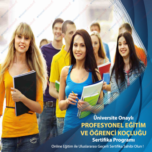 Profesyonel Eğitim Danışmanlığı sertifikası, Profesyonel Öğrenci Koçluğu sertifikası
