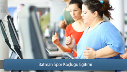 Batman Spor Koçluğu Eğitimi İle Yeni bir Meslek