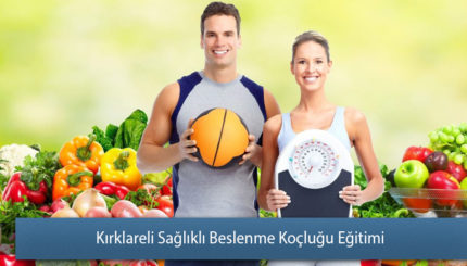 Kırklareli Sağlıklı Beslenme Koçluğu Eğitimi Sertifikası