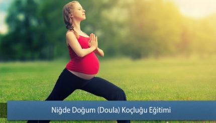 Niğde Doğum (Doula) Koçluğu Eğitimi