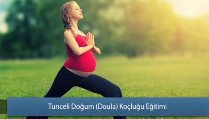 Tunceli Doğum (Doula) Koçluğu Eğitimi