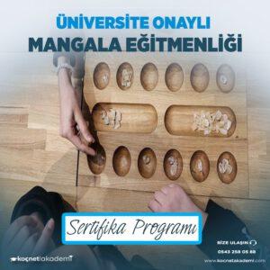mangala eğitmenlik eğitimi sertifikası