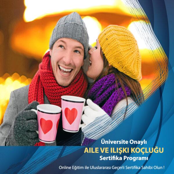 aile ve ilişki koçluğu eğitimi sertifikası