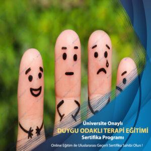 duygu odaklı terapi eğitimi sertifikası