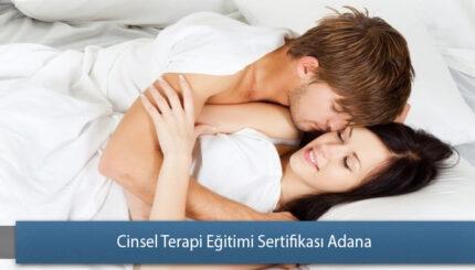 Adana Cinsel Terapi Eğitimi Sertifika