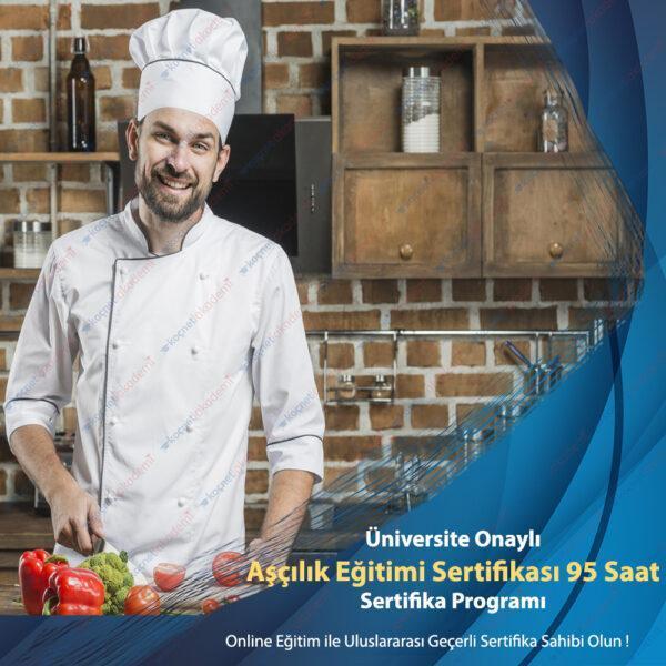 Aşçılık Eğitimi Sertifikası 95 Saat