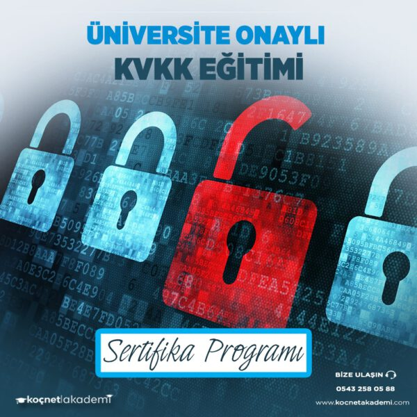 kvkk eğitimi sertifika