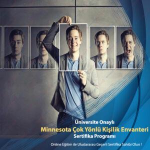 MMPI Minnesota Çok Yönlü Kişilik Envanteri Sertifikası