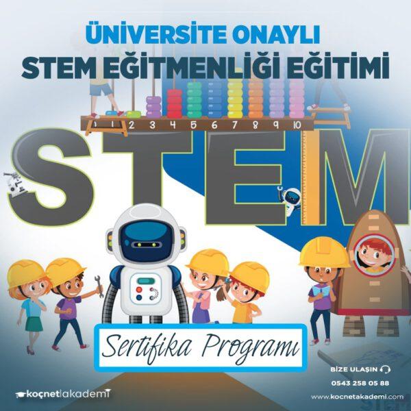 stem eğitmenliği eğitimi sertifikası