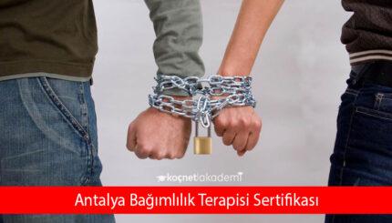 Antalya Bağımlılık Terapisi Sertifikası