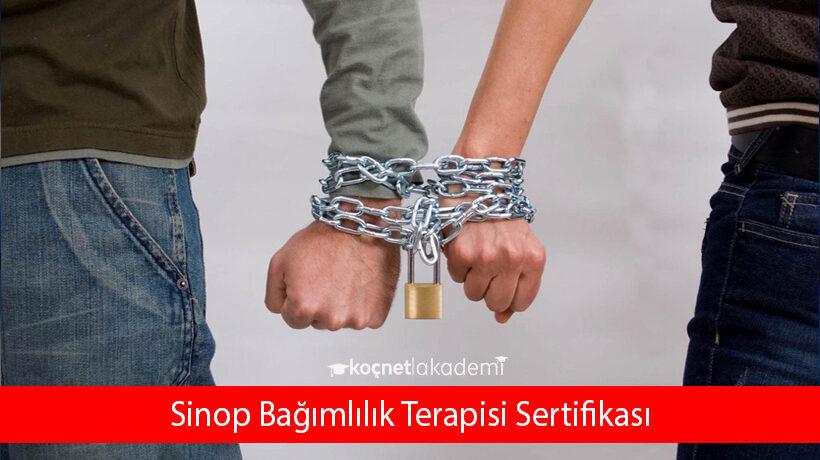 Sinop Bağımlılık Terapisi Sertifikası