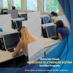 bilgisayar işletmenliği eğitimi