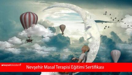 Nevşehir Masal Terapisi Eğitimi Sertifikası