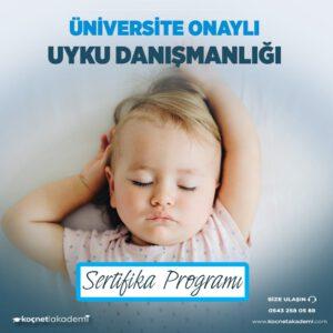 uyku koçluğu eğitimi sertifikası